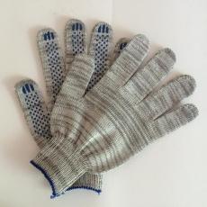 Перчатки х/б с ПВХ покрытием, класс вязки 10
