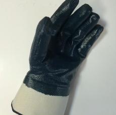 Маслобензостойкие перчатки с подкладкой