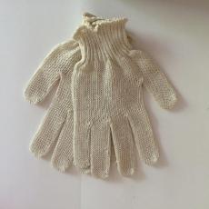Перчатки хлопчатобумажные 4-нитка, класс вязки 7