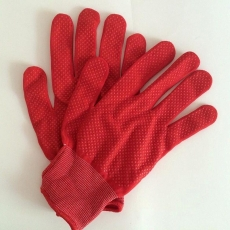 Перчатки нейлоновые с ПВХ покрытием